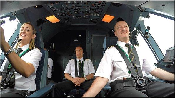 Resultado de imagen para aer lingus a330 pilots