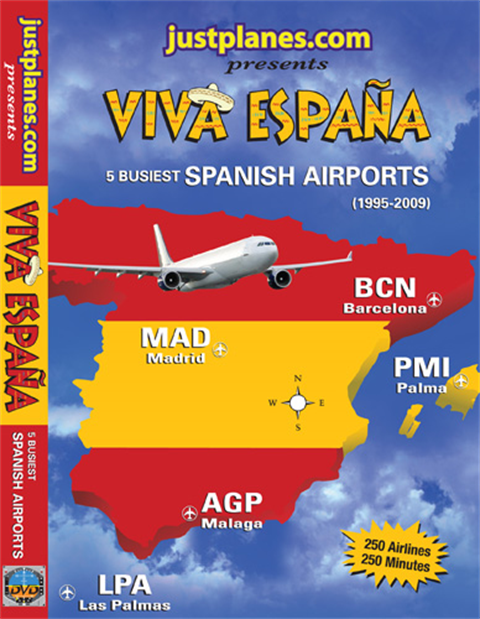 WORLD AIRPORT SPECIALS : Spanish Airports