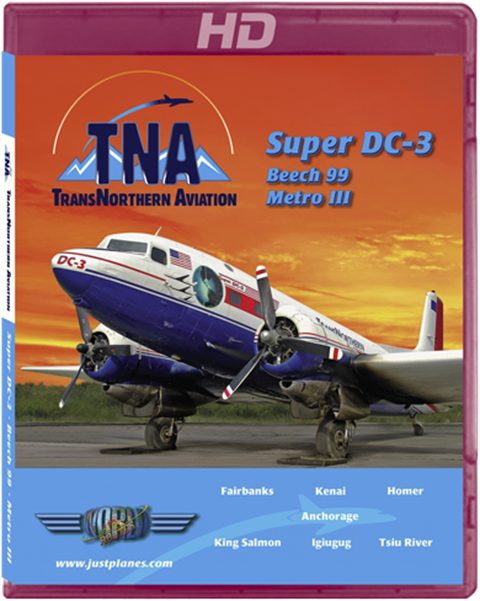Trans Northern Super DC-3
