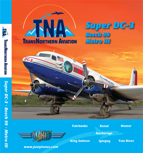 Trans Northern Super DC-3 (DVD)