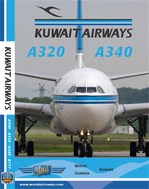 WAR : Kuwait Airways A340