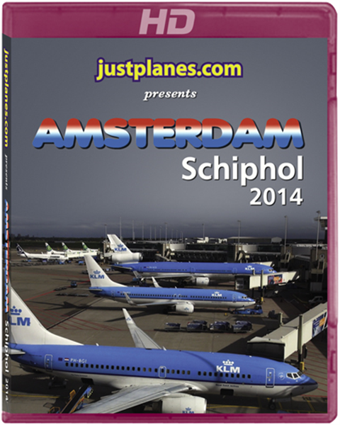 WORLD AIRPORT : Amsterdam 2014