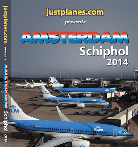 WORLD AIRPORT : Amsterdam 2014 (DVD)