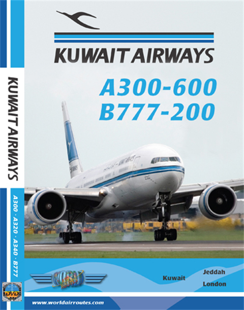 WAR : Kuwait Airways B777