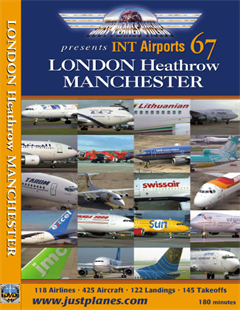 WORLD AIRPORT CLASSICS : London Heathrow & Manchester (2000)