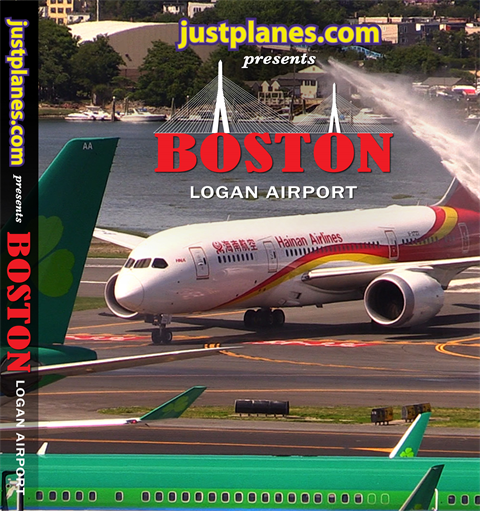 WORLD AIRPORT : Boston 2014 (DVD)