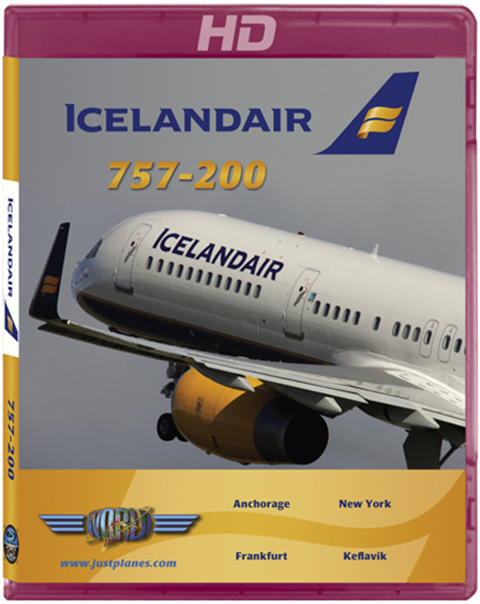 Icelandair 757-200 JFK/ANC