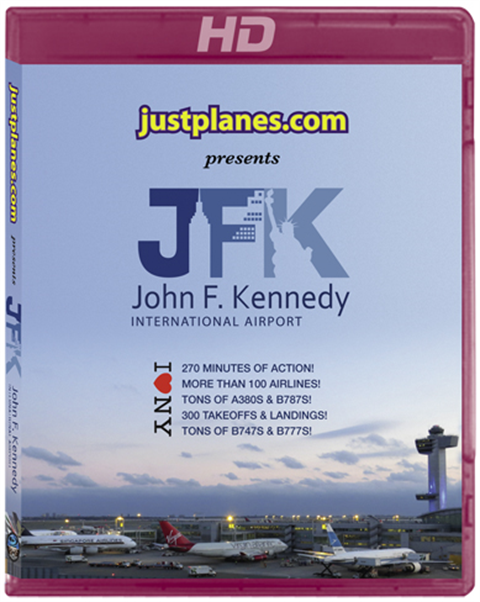 WORLD AIRPORT : New York JFK 2014