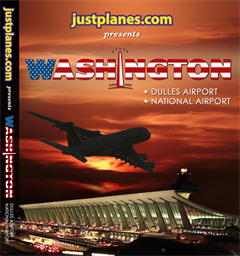 WORLD AIRPORT : Washington (DVD)