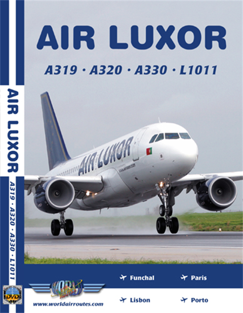 WAR : Air Luxor A320, A330 & L1011