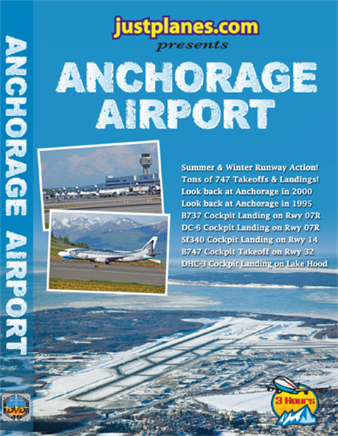 WORLD AIRPORT CLASSICS : Anchorage (2009)