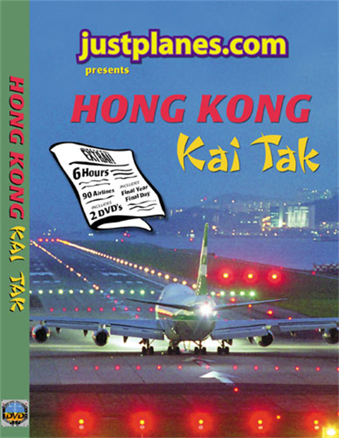 WORLD AIRPORT CLASSICS : Hon Kong Kai Tak (Part 1)