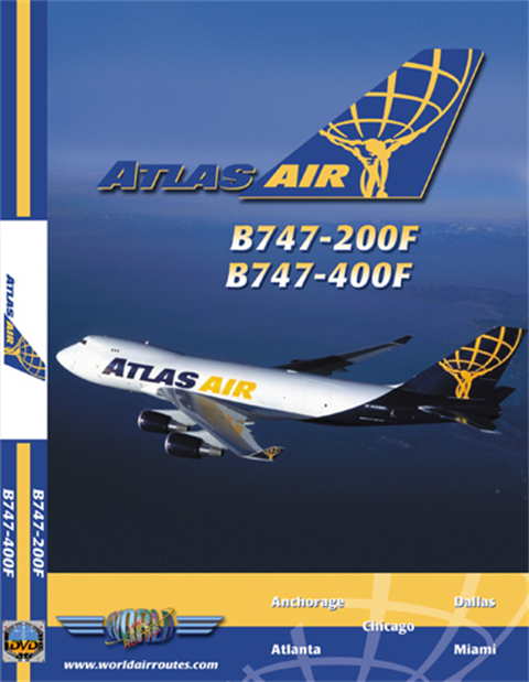 WAR : Atlas Air 747-200 & 747-400