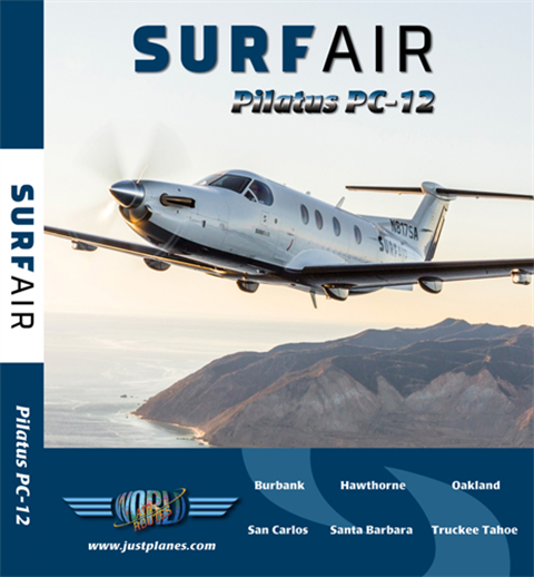 Surfair PC-12 (DVD)
