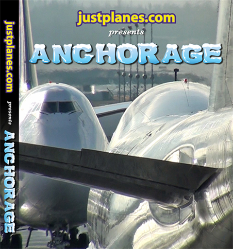 WORLD AIRPORT : Anchorage (DVD)