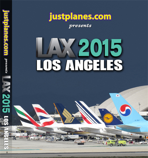 WORLD AIRPORT : Los Angeles 2015 (DVD)