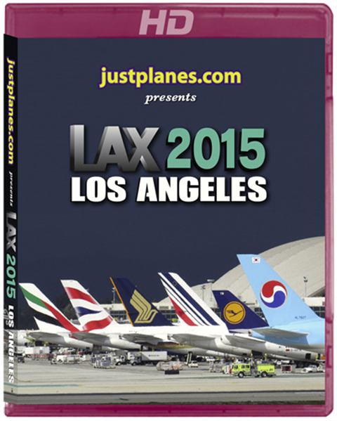 WORLD AIRPORT : Los Angeles 2015