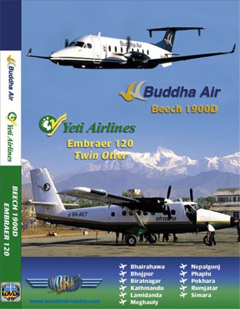 WAR : Buddha Air & Yeti Airlines