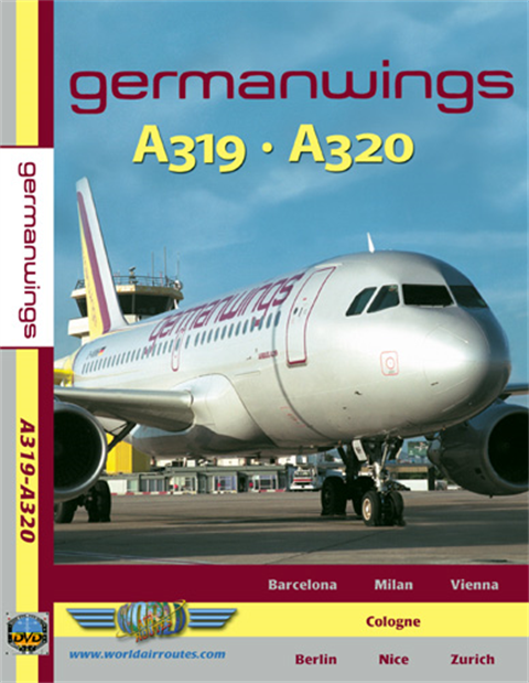 WAR : Germanwings A319 & A320