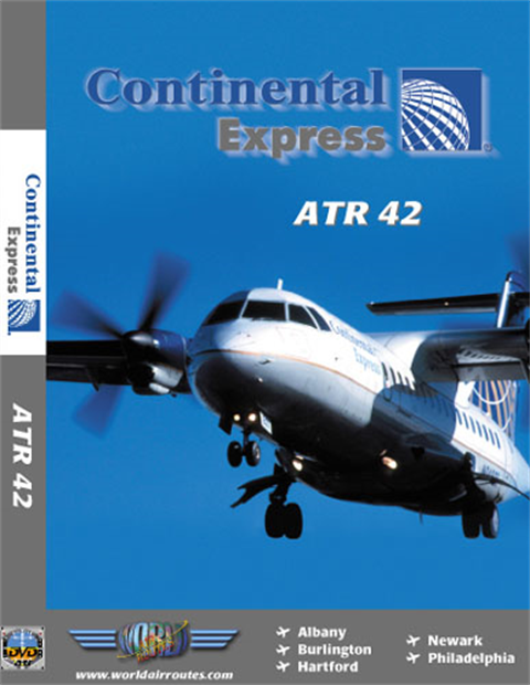 WAR : Continental Express ATR-42