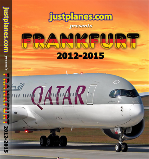 WORLD AIRPORT : Frankfurt 2015 (DVD)