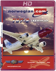 Norwegian 787 to Los Angeles
