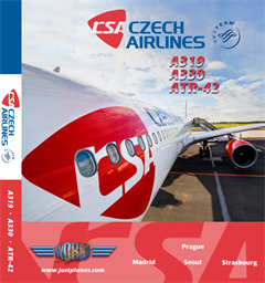 Czech Airlines A319 & A330 (DVD)