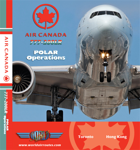 Air Canada 777-200LR Polar Ops (DVD)