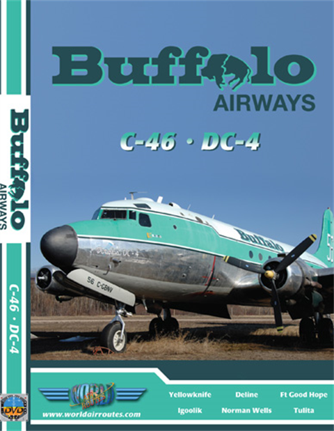 WAR : Buffalo Airways DC-4