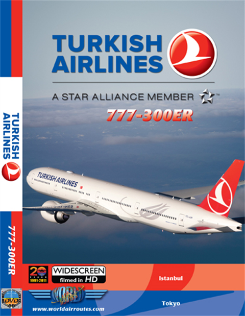 Turkish 777-300ER (DVD)