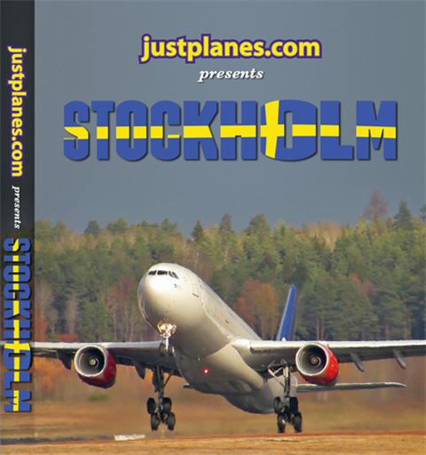 WORLD AIRPORT : Stockholm (DVD)