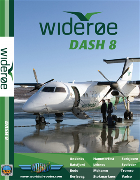 WAR : Wideroe Dash 8