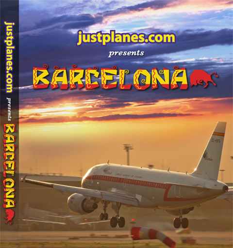 WORLD AIRPORT : Barcelona (DVD)