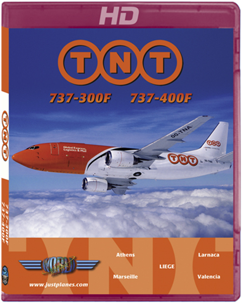 TNT Airways 737-300F