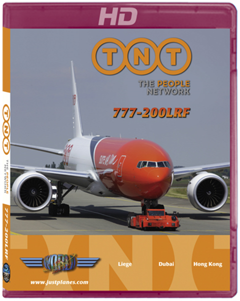TNT Airways 777-200LRF