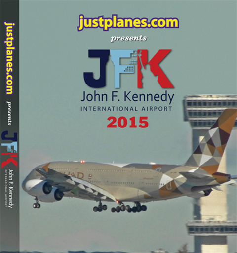 WORLD AIRPORT : New York JFK 2015 (DVD)