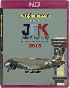 WORLD AIRPORT : New York JFK 2015