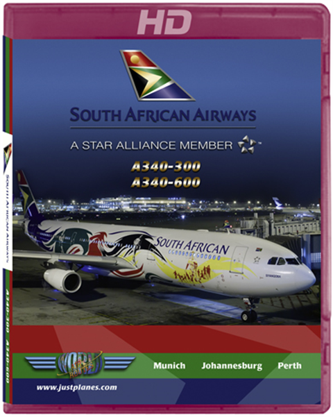 South African A340-300/600