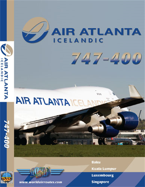 WAR : Air Atlanta 747-400