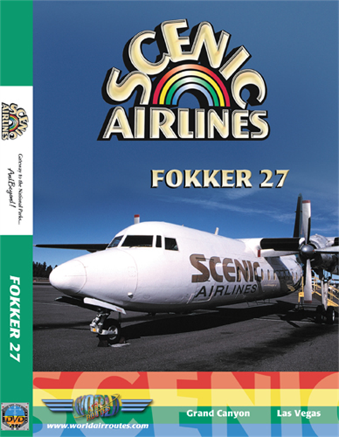 WAR : Scenic Air Fokker 27