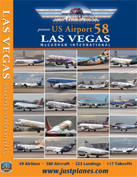 WORLD AIRPORT CLASSICS : Las Vegas (2006)