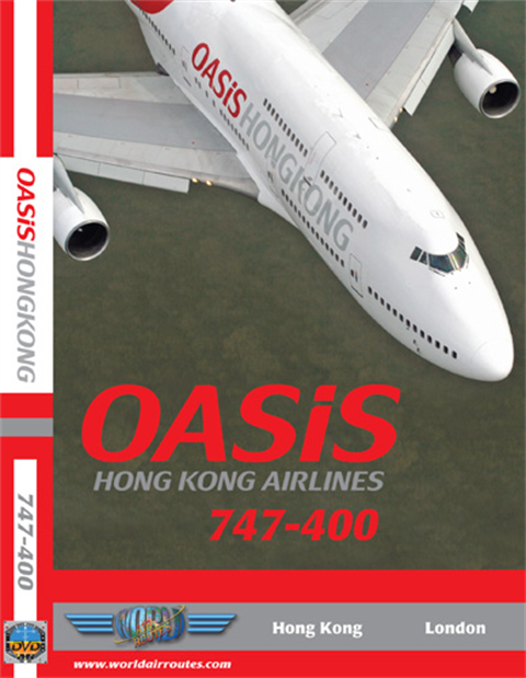 WAR : Oasis Hong Kong 747-400