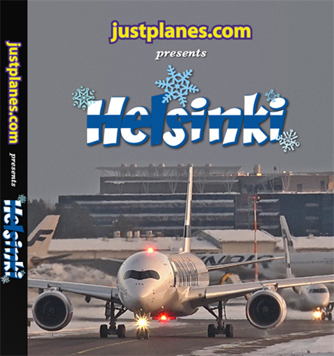 WORLD AIRPORT : Helsinki (DVD)