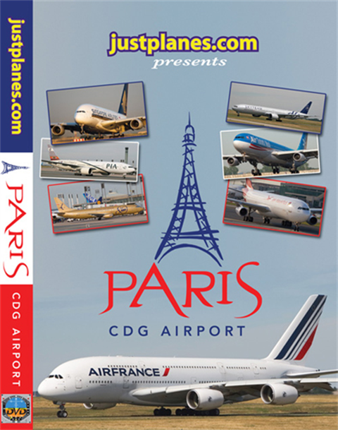 WORLD AIRPORT CLASSICS : Paris (2010)
