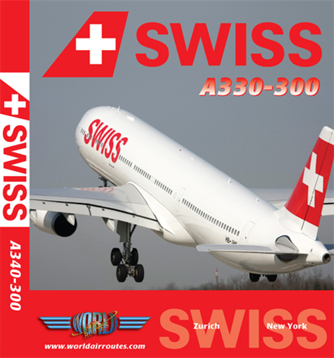 "Swiss A330 ""New York"" (DVD)"