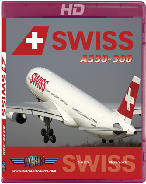 "Swiss A330 ""New York"""
