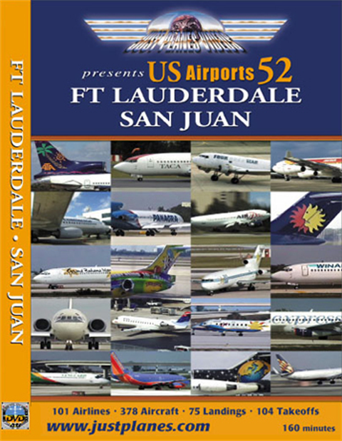 WORLD AIRPORT CLASSICS : Ft Lauderdale & San Juan (2001)