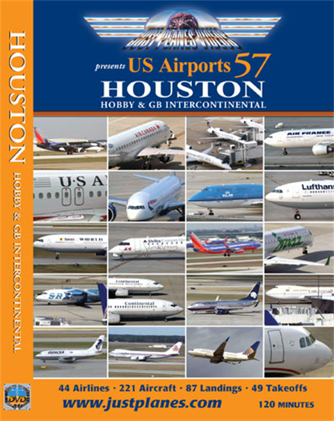 WORLD AIRPORT CLASSICS : Houston (2005)