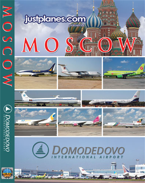 WORLD AIRPORT CLASSICS : Moscow Domodedovo (2005)