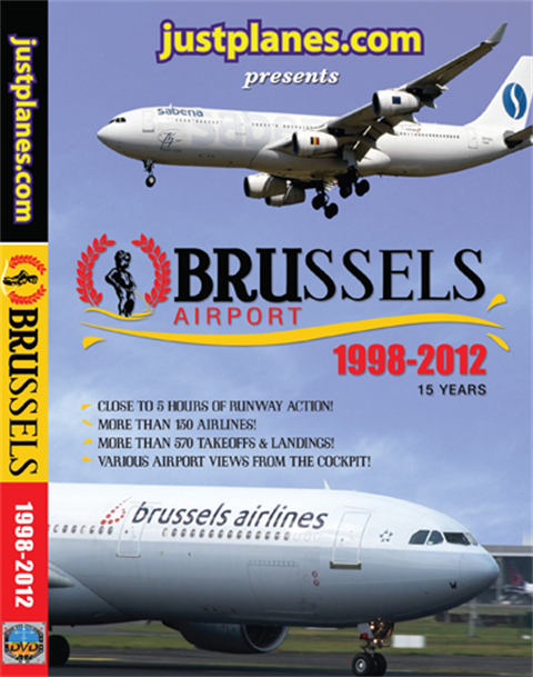 WORLD AIRPORT CLASSICS : Brussels (1998-2012)
